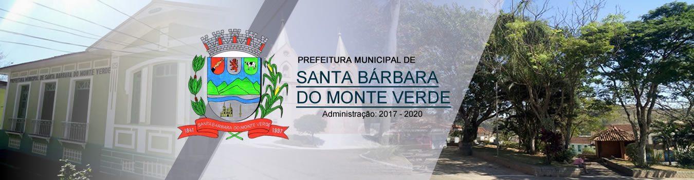 Prefeitura Municipal de Santa Barbara do Monte Verde